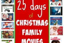 Christmas / Merry Christmas! Christmas family fun, a christmas story, 12 days of christmas, christmas movies, twas the night before christmas fun, how the grinch stole christmas, and more!