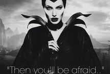 Maleficent *)