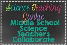 Middle School Science Teachers Collaborate! / Share great finds that WORK in the middle school science classroom.   If you'd like to join this board as a contributor, please email me at ScienceTeachingJunkie@yahoo.com.  Rules: 2:1 Ratio of Free to Priced pins. You MUST avoid constant self promotion and occasionally share links from other educators. No more than 10 pins in a row!  Please avoid duplicate, small and unattractive pins.