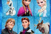 Disney frozen charters