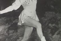 Sonja Henie had been queen of figure skating. / Sonja Henie (April 8, 1912 - October 12, 1969), was a Norwegian figure skater and film star. She was Norwegian actress. She was diagnosed with leukemia in the mid-1960s. She died of the disease at age 57 in 1969 during a flight from Paris to Oslo.