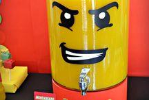 Aniversário De Lego