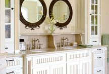 Bathrooms / by Kristy Estes