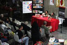 #FILVEN2015 / Presentaciones de libros de Biblioteca Ayacucho, durante la #FILVEN2015.