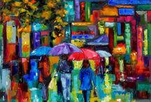 Arte / Pinturas, esculturas