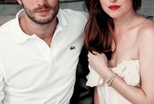 Fifty Shades of Grey, Darker & Freed Christian & Ana