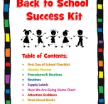 First Day of a New School Year / Activities for the first few weeks of school / by Laura Justice