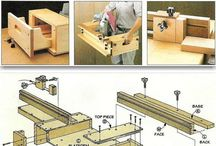 Mitresaw table plans