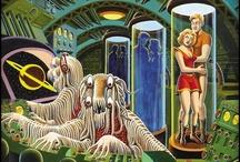 Ciencia Ficción tróspida / by Henrique Lage
