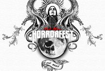 S.A. HORRORFEST / Paul & Sonja also created several indie film festivals, incl the South African HorrorFest (est. 2005)
