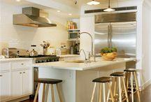 Kitchens  / by Sara Jane Bee