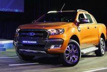 VW Amarok & Ford Ranger Wildtrack