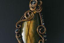 Jewelry ideas ~ Wire