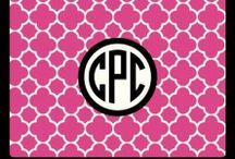 Preppy Technology! / Preppy Monogrammed Gifts offers a range of personalized computer cases, monogrammed cell phone cases, and more! From fun and flirty to sleek and masculine, we have a design that will help you make your cell phone or laptop your own. Whether you're looking for a monogrammed laptop sleeve for extra protection or whether you just want to look great while you're on your phone, our monogrammed tech items don't disappoint. Don't just be tech-savvy; be stylish, too.