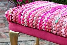DIY Upholstery. / by Lorilee Hull
