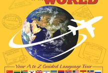 Passport to the World / Scenes from the pages of the children's award winning book and all around the wonderful world! / by CM Froman