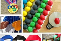 Olympic Activities & Inspiration / Family friendly Olympic crafts, activities and more #olympics #winterolympics #summerolympics