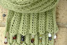 Stricken: Schals und Tücher