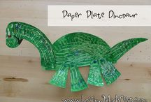 summer school - dinosaur / by Deanna Robinson
