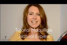 Maquillaje | Make Up / Fotos y tutoriales de maquillajes.  / by YohanaSant | Personal Shopper en Asturias & Asesora de Imagen
