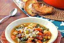 Soups and stews / by Dejian Hidder