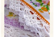 Lace edgings