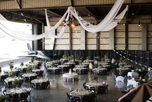 Hangar Weddings