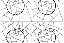collage taglia e ricomponi