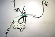 LUKE ACHTERBERG Made in the USA / Abstract wall sculpture, February 12th - March 14th 2015 http://bit.ly/2bvqoSo