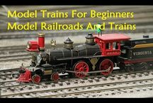 Model Railroads And Trains