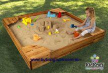 Carter sandpit