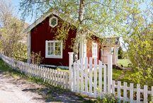 Schwedenhaus-Idylle