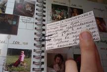 Journals - Art and Written