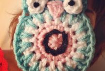 Crochet Owls / Crochet Owls