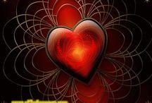 Animacje miłość - serduszka