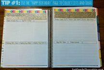 Teaching: Organization / by Reana Pacheco