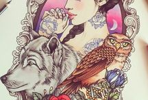 Tattoos Inspirations