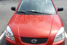 Used 2006 Kia Rio for Sale ($4,735) at Annandale, VA / Make:  Kia, Model:  Rio, Year:  2006, Body Style:  Sedan, Exterior Color: Red, Interior Color: Black, Doors: Four Door,  Mileage:88,700 mi, Fuel: Gasoline, Engine: 4 Cylinder, Transmission: Automatic, Drivetrain: 2 wheel drive.    Contact:703-622-3622  Car Id (57147)