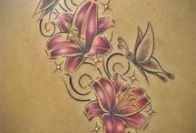 Tattoos Ideas / by Niña Fleur