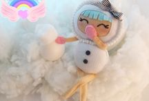 Rein Ark Handmade Dolls & Puppets / Hi, I'm Rein  Ark! Welcome to my world  where I love to create collectible dolls and adorable kawaii puppets: all sewn by hand and inspired by my original designs.
