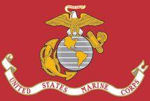Marines / by Jennifer Creech