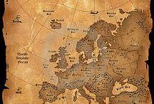 Mapas Medievais