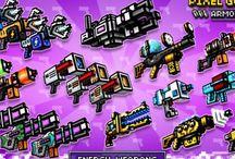 pixel gun 3d lover