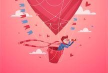Valentine's Day / Unii iubesc, unii muncesc, alții le pot face pe amândouă!