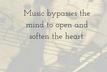 music thoughts