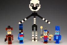 Lego FNAF FNAF