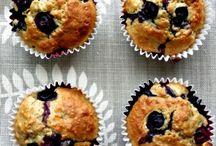 Kid food/baking together