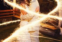 wedding ideas and inspiration / sparklers, details, floral, decor, bride, groom, hair, gown, suit, reception, venue, ceremony, bouquet, and anything that can make your wedding unique for you.
