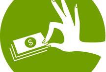 Lo que gastamos las mujeres / Nuestros artículos y pines relacionados con las finanzas personales
