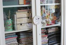 Craft Rooms and Ideas / by Cindy Savidge